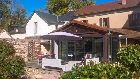 L'Auberge des Tureaux, Montaigu-le-Blin