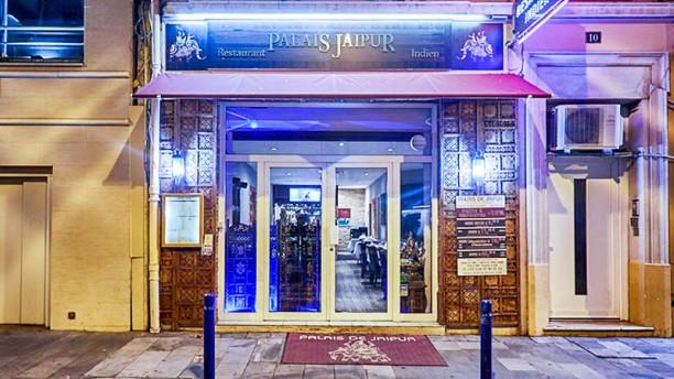 Palais de Jaipur Entrée