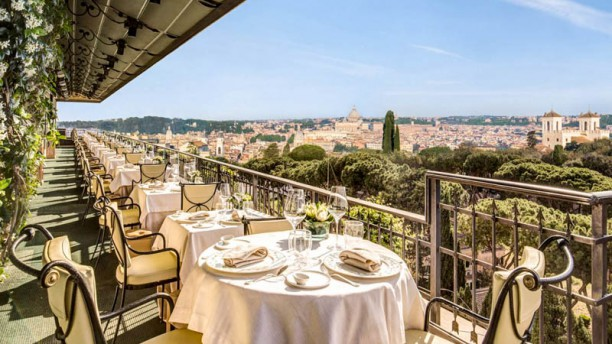 Mirabelle In Rome Restaurant Reviews Menu And Prices