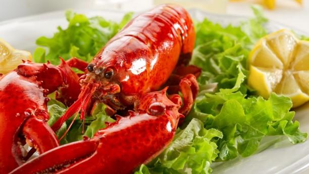La Risacca 2 aragosta con insalata