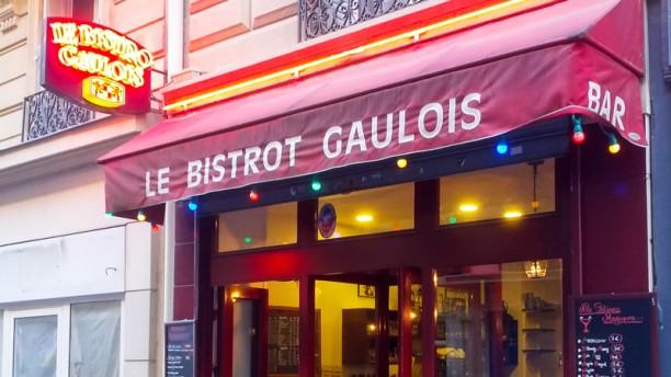 Le Bistrot Gaulois devanture