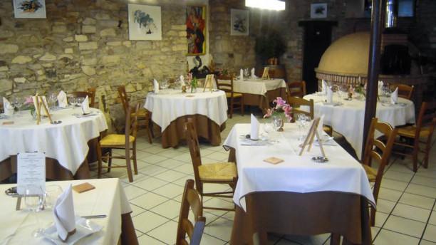 Table d'Aranda Vue de la salle