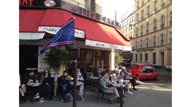 Folie's Café salle