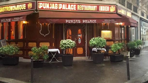 Punjab Palace entrée
