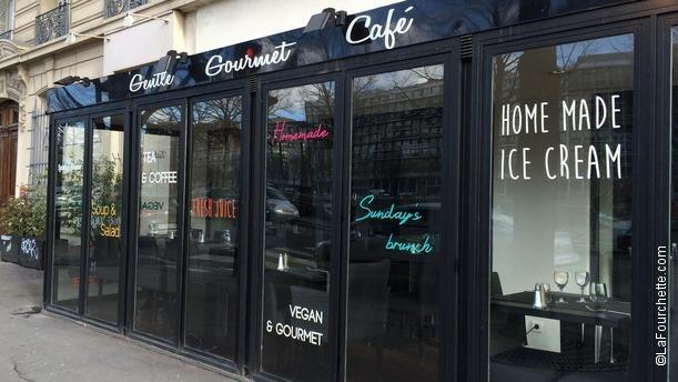 Gentle Gourmet Cafe Paris