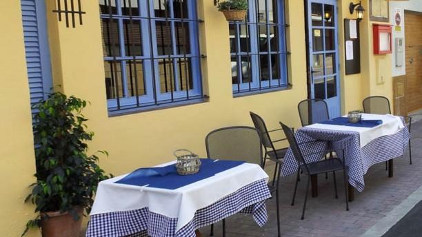 Cal Coco Vista entrada