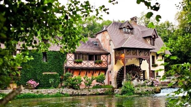 le moulin de fourges apreu de lextrieur - Moulin De Fourges Mariage