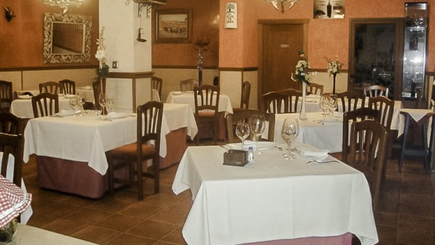 El Olivo de Jaén Vista sala