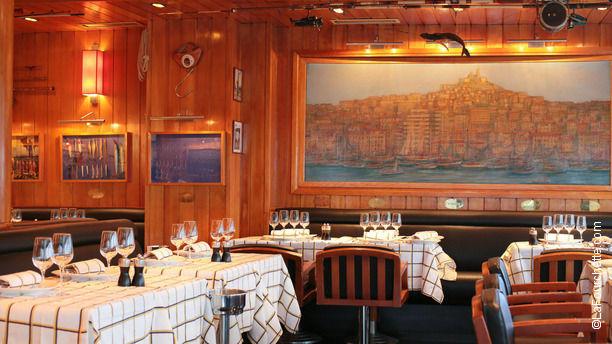 Restaurant Marius Et Janette  Paris