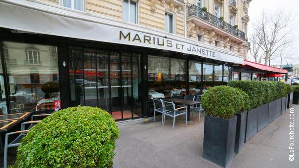Marius et Janette Bienvenue au restaurant Marius et Janette