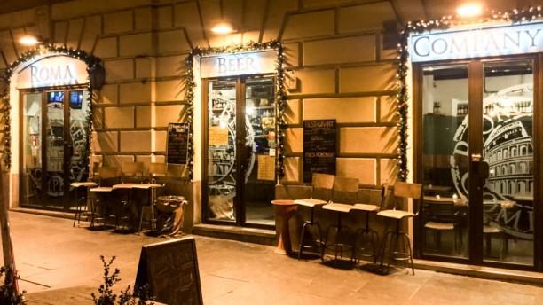 Roma Beer Company Piramide Cestia esterno