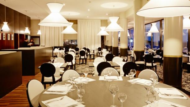 La Rotonde - Casino du Val Andre Salle du restaurant