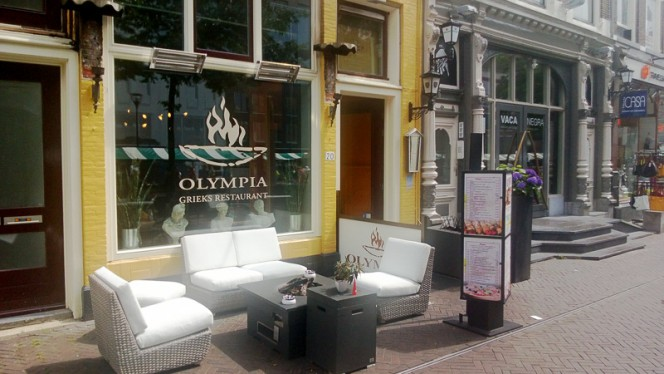 ingang - Olympia, Zwolle