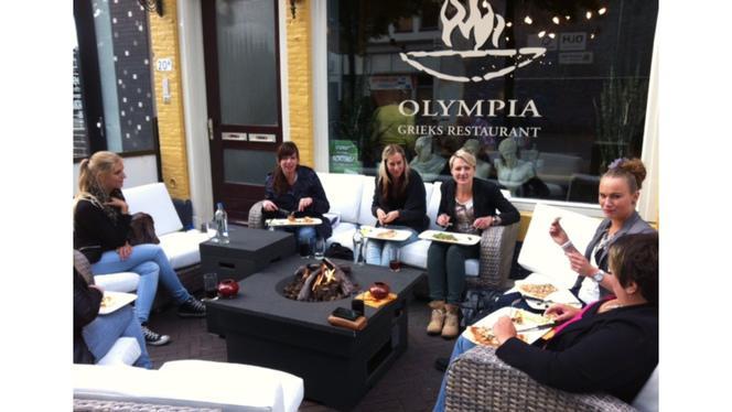 terras - Olympia, Zwolle