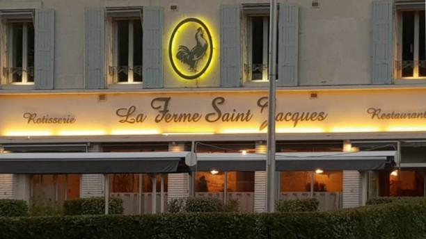 La Ferme Saint-Jacques Façade