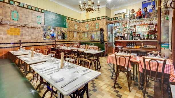 Bouchon comptoir brunet restaurant 23 rue claudia 69002 - Comptoir lyonnais d electricite catalogue ...