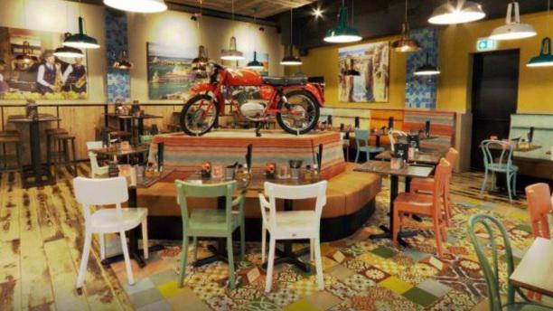 Very Italian Pizza Breda in Breda - Restaurant Reviews, Menu and ...