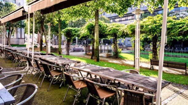 La Bergamote Café Terrasse