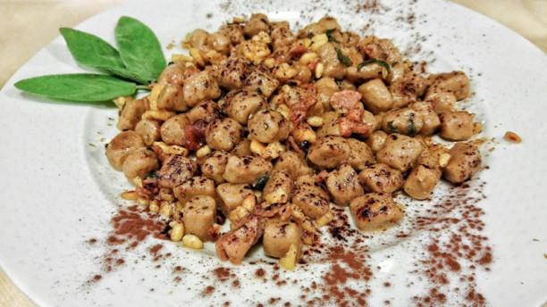 Acque Salate Osteria Pizzeria Gnocchi di Frina di Castagne
