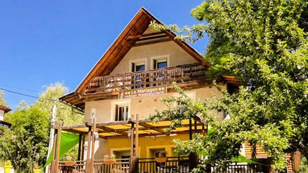 Le Martagon Hotel restaurant le Martagon