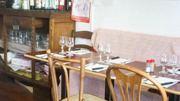 Chez Carmine Vue table