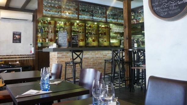 Le Chai Salle du restaurant