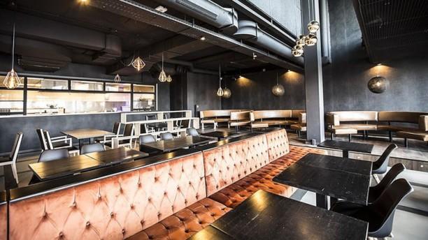 The Marina Club - Amsterdam Het restaurant