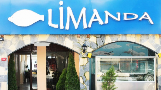 Limanda Balık The entrance