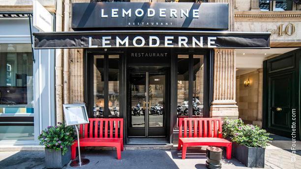 Café Moderne Le Moderne