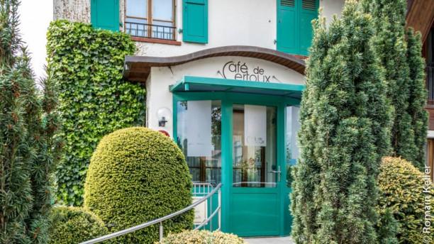 Café De Certoux Entrée