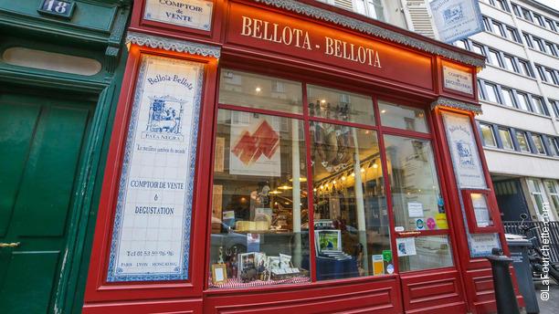 restaurant bellota bellota tour eiffel paris 75007 invalides ecole militaire menu. Black Bedroom Furniture Sets. Home Design Ideas