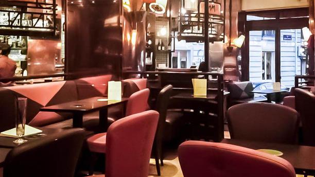 Mm Café salle