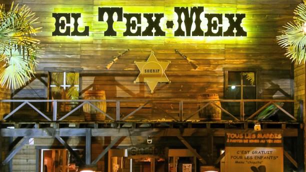 El Tex-Mex Façade extérieure