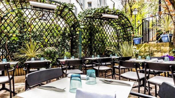 Le Moulin De La Galette Restaurant Paris