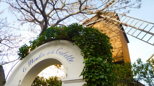 Le moulin de la galette in paris restaurant reviews menu and prices thefork - Le port du moulin champtoceaux ...