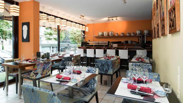 Restaurant Japonais Oniwa Lausanne