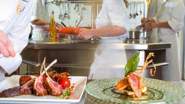 Auberge de la Madone cuisine