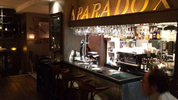 Paradox Bar du restaurant