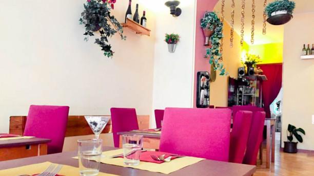 Relazioni Culinarie Vista sala