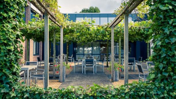 Zwolle (Mercure Hotel) Terras