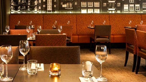 Gallery Café - Hyatt Place Amsterdam Airport Het restaurant