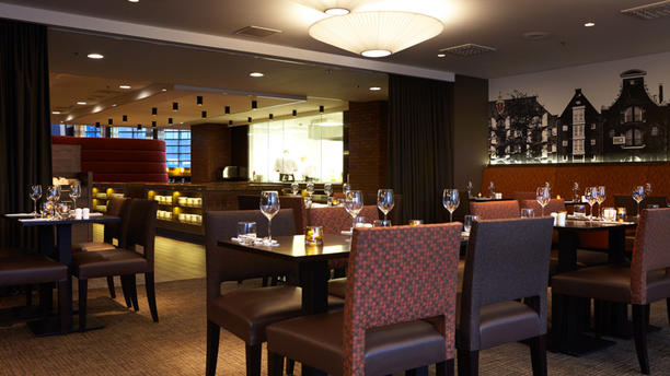 Hyatt Place Amsterdam Airport Het restaurant