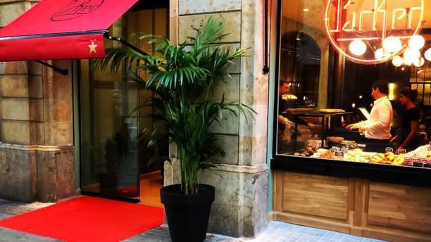 Parker Restaurante Entrada