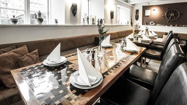 Restaurant Gilleleje Restaurangens rum
