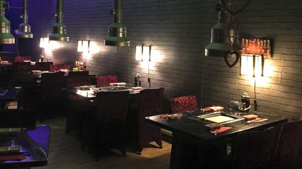 Leo Sushi BBQ Salle du restaurant