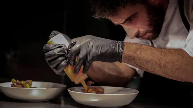 Chef - Arume, Barcelona