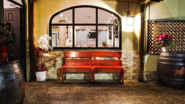 Toro Rosso Grigliera Terrazza