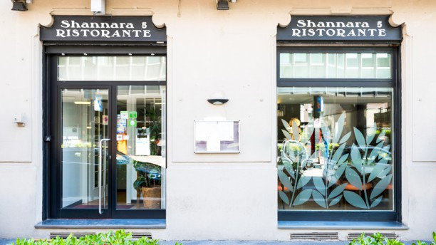 Shannara 5 Entrata