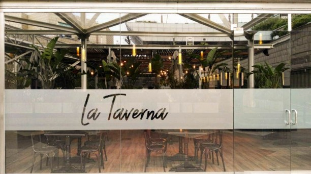 La Taverna - Casino Barcelona Entrada