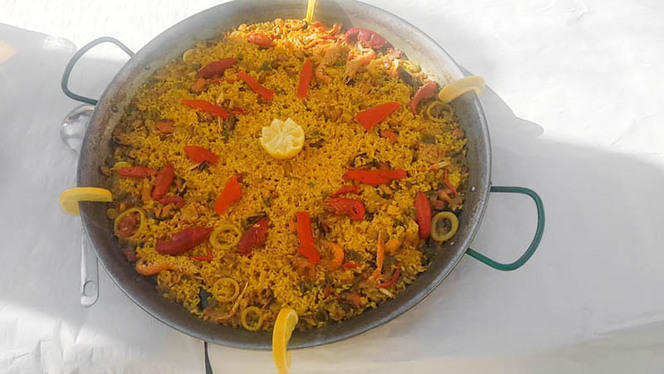 Sugerencia del chef - Ole Tu, Madrid